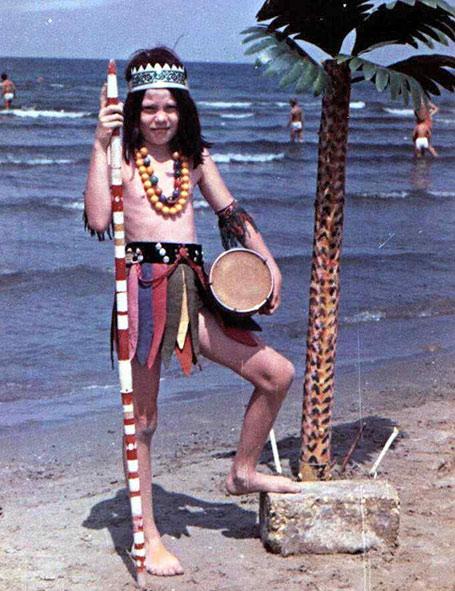 Как сделать костюм аборигена своими руками